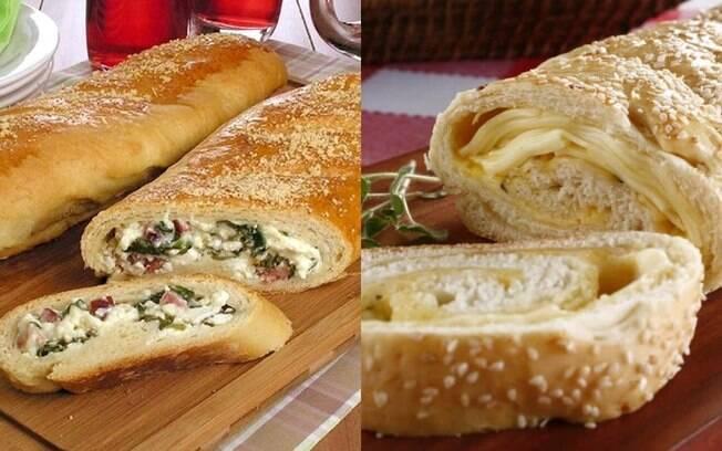 Aproveite o final de semana para experimentar 6 receitas de baguete deliciosas