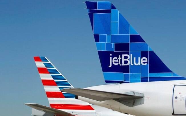 Pilotos da JetBlue são contrários a parceria com American Airlines