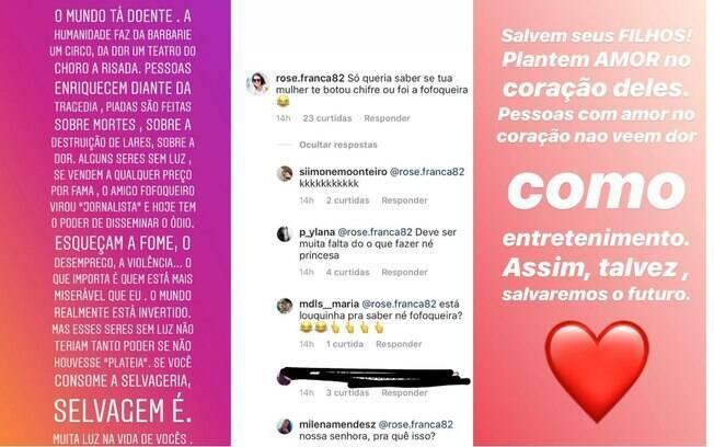 Bruno Gissoni se revolta com comentários sobre traição de Yanna Lavigne