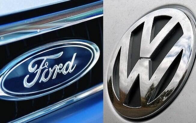 Aliança Ford-Volkswagen no Salão de Detroit 2019 poderá significar a expansão dos negócios para as montadoras