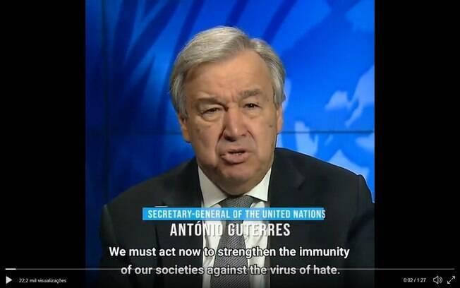 Antônio Guterres