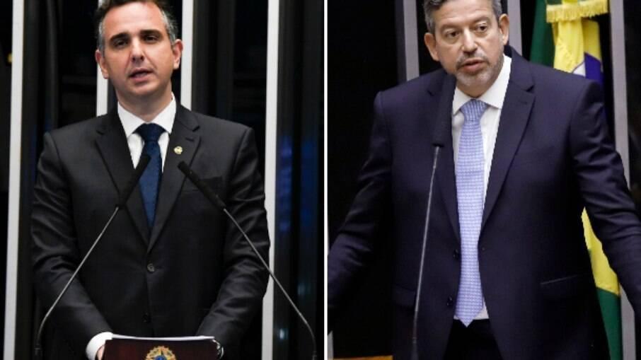 Arthur Lira e Rodrigo Pacheco conversaram com secretário-geral da ONU