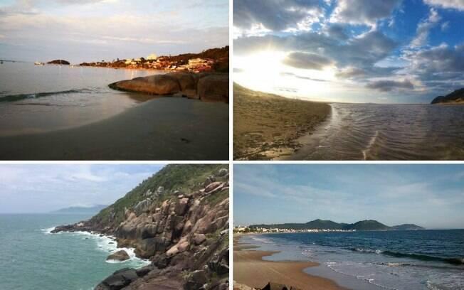 10 praias de Santa Catarina que você precisa conhecer; confira a lista