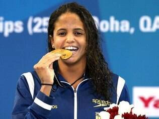 Etiene Medeiros terá pouco tempo de descanso após chegar o Brasil nesta terça-feira