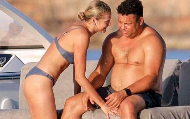 Celina e Ronaldo