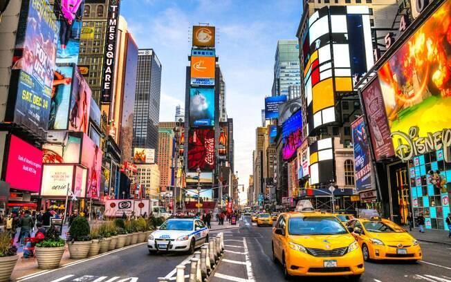 Lista traz sete novidades que o turista que visitar New York, nos Estados Unidos, vai encontrar a partir de 2019