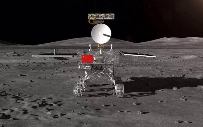 Sonda pousa no lado oculto da Lua e China avança na corrida espacial