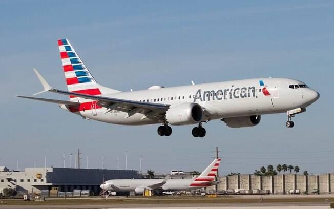 American divulga prejuízo e posterga entregas do Boeing 737 MAX