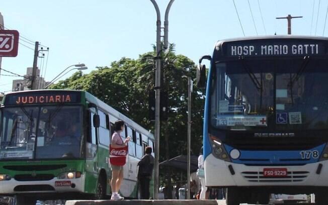 Transporte público em Campinas será reforçado a partir de domingo