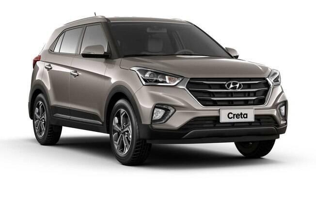 Hyundai Creta Limited 2021: nova versão do SUV compacto vem com boa lista de equipamentos de série entre os atrativos