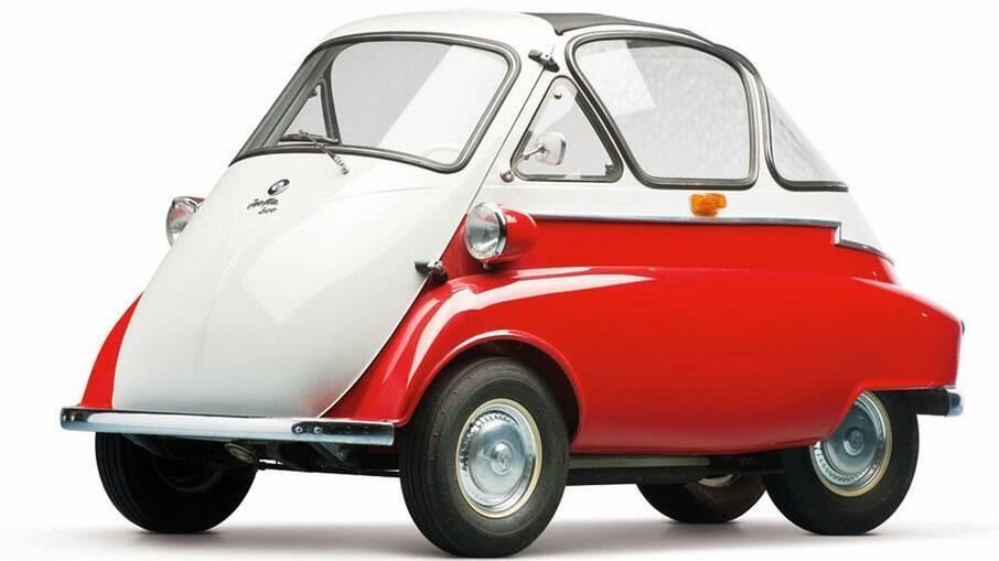 Conheça a história do Romi-Isetta, primeiro modelo de produção nacional