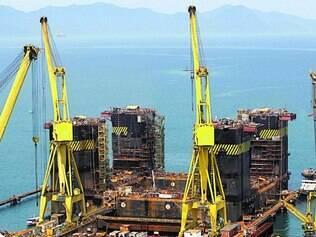 Ações. As ações da Petrobras tiveram os piores resultados na Bovespa ontem, com queda de 5,15%