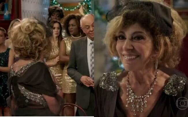 A quinta temporada de 'Pé na Cova' é o último trabalho da atriz na TV