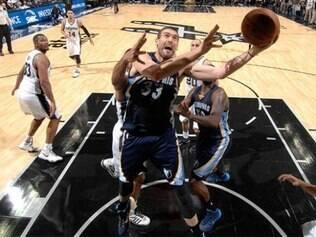 O Memphis Grizzlies ocupa o segundo lugar na Conferência Oeste, com 21 triunfos em 25 jogos