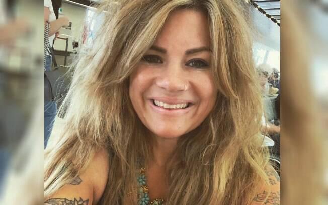 Constance Hall é uma blogueira australiana que compartilha nas redes sociais relatos sobre a maternidade