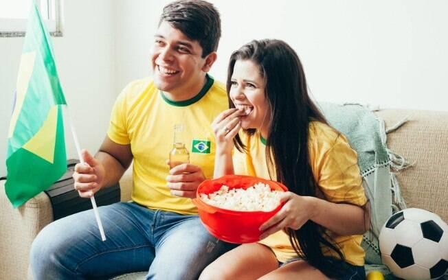 Enjoou da pipoca? Experimente três receitas simples e fáceis para animar a torcida na Copa América