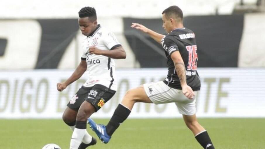 Corinthians e Vasco empatam em Itaquera e agora não dependem de si para conquistarem seus objetivos