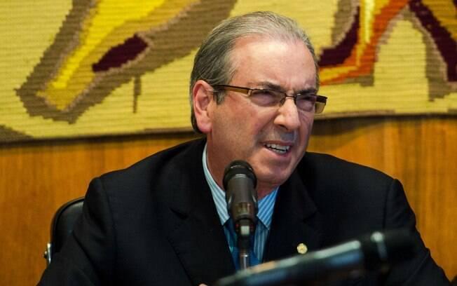 Sem sucesso, Cunha tentou costurar com os líderes dos partidos na Câmara uma forma de abordar o Supremo no caso do impeachment da presidente Dilma. Foto: Marcelo Camargo/Agência Brasil - 21.12.15
