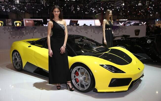 Salão de Genebra: muito voltado para a Europa, mas poderia ser o maior dos salões, com as tendências do setor automotivo