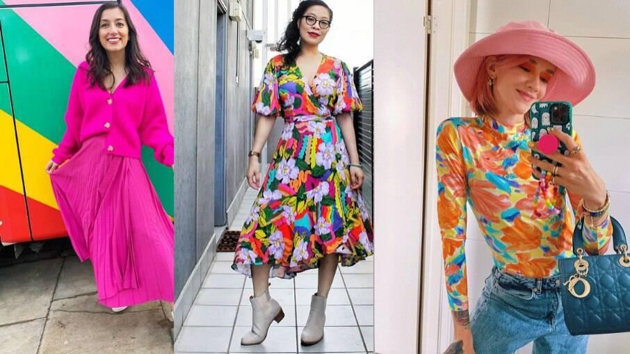 Dopamine dressing: conheça a tendência de moda que promete te deixar mais feliz