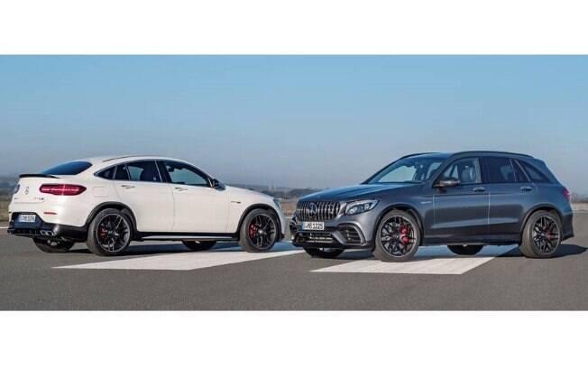 Mercedes GLC 63 AMG: Promete a melhor união entre o mundo dos SUVs e esportivos de alto desempenho