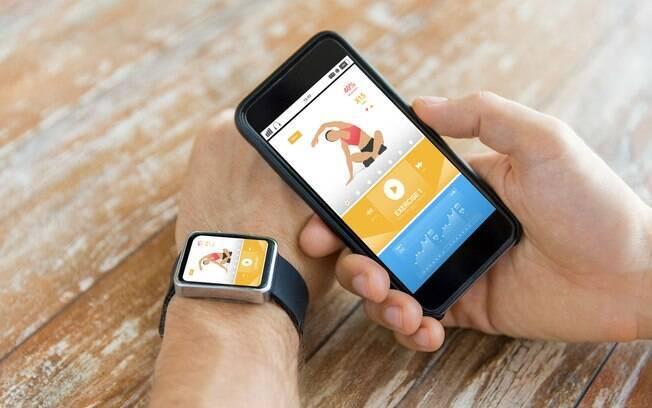 Apostar em um app fitness é só umas das maneiras de usar seu celular como aliado na busca por uma saúde melhor