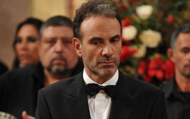 Samir (Marco Ricca) também integra a lista de suspeitos