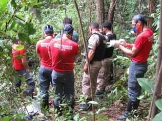 Corpo foi encontrado no bairro Renascer na manhã de anteontem