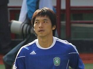 O jogador Kim Nam-il, volante da Coreia do Sul na Copa de 2002 seria a fonte de inspiração