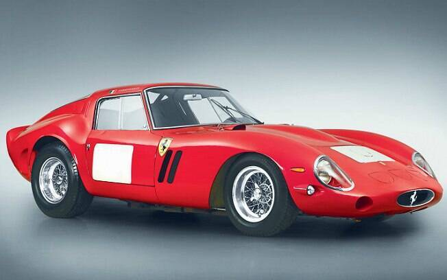 Ferrari 250 GTO 1967: leiloada por US$ 38 milhões em agosto de 2014