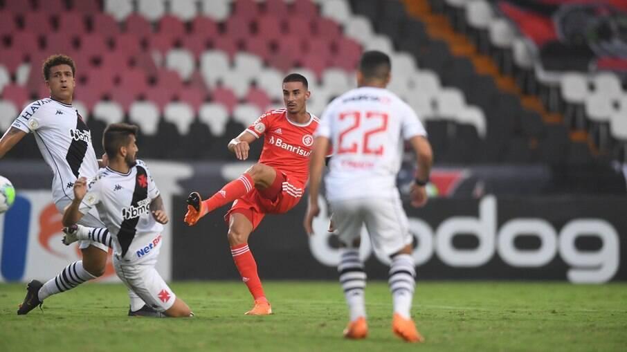 Vasco quer anulação de partida contra o Inter