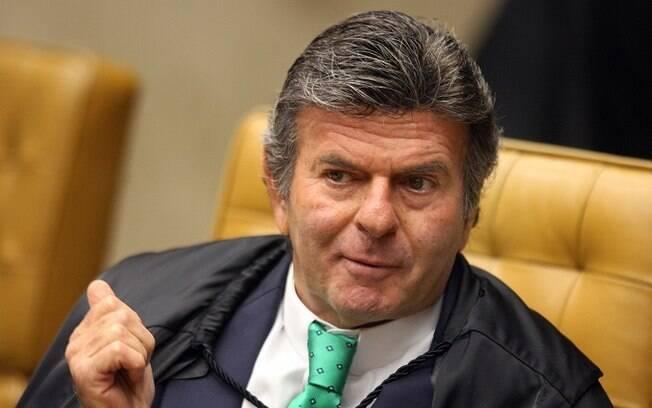 Ministro Luiz Fux, novo presidente do STF.