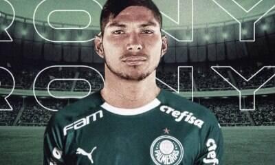 Fifa suspende Rony e ainda o condena a pagar R$ 6 milhões