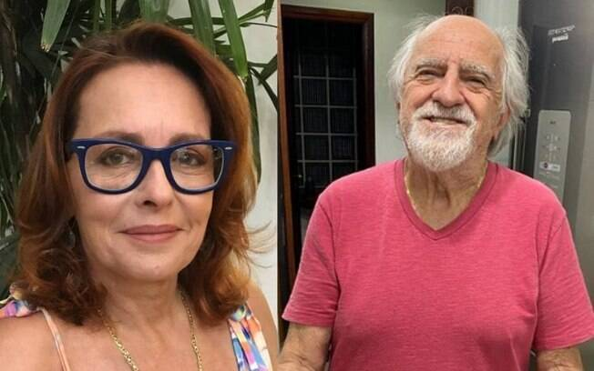 Maria Zilda e Ary Fontoura
