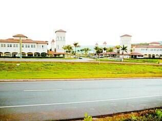 Pontapé. Primeiro passo para o empreendimento foi dado, com a compra de um terreno de 27 milhões de m² no entorno do Alphaville  (foto)