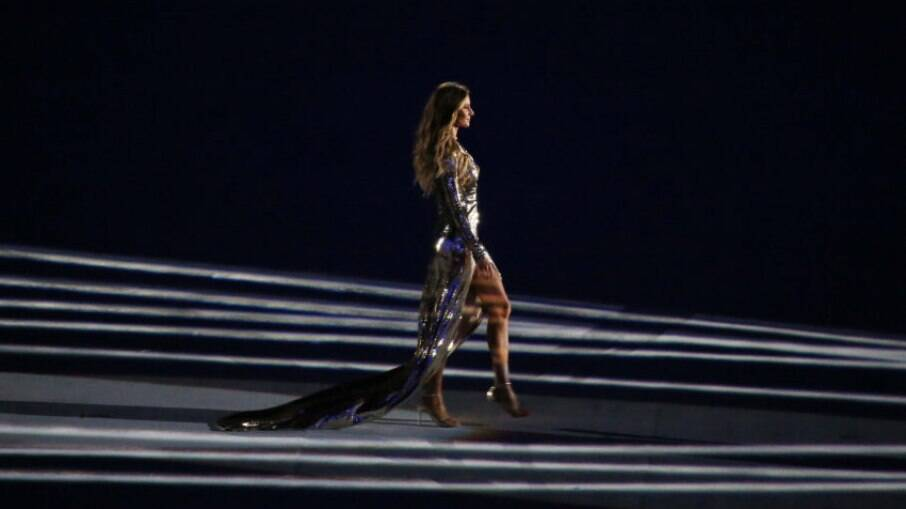 Gisele Bündchen - Rio 2016