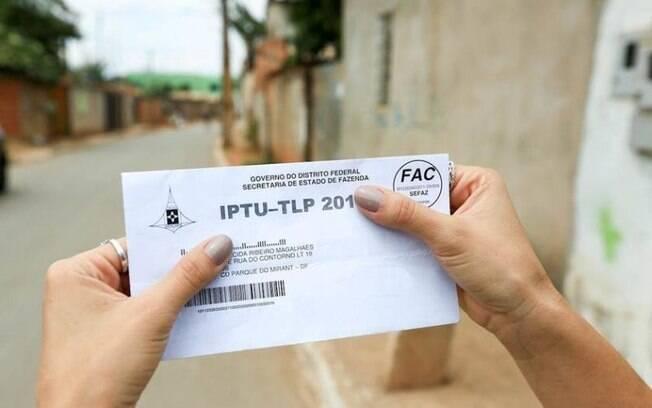 Cobrado uma vez ao ano da população que é proprietária de algum imóvel, IPTU chega em janeiro para os brasileiros