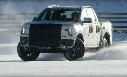Ainda sendo testada, Ford Ranger 2023 chega em breve