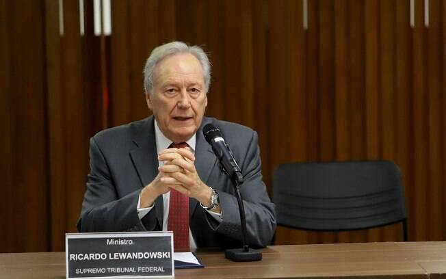 Ministro do Supremo Tribunal Federal (STF) Ricardo Lewandowski