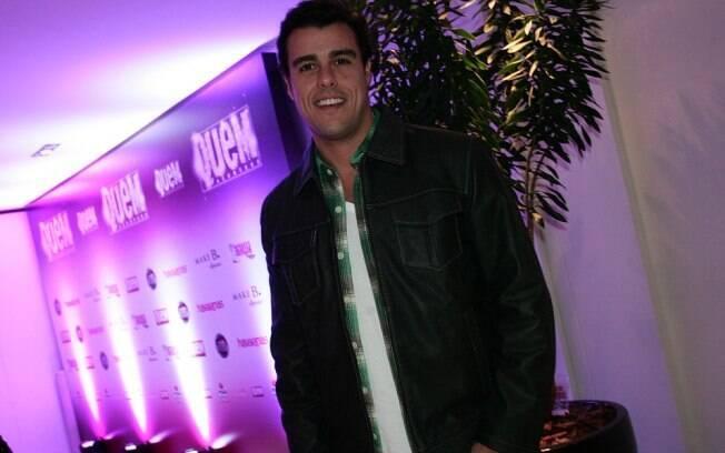 Joaquim Lopes, namorado de Paola Oliveira