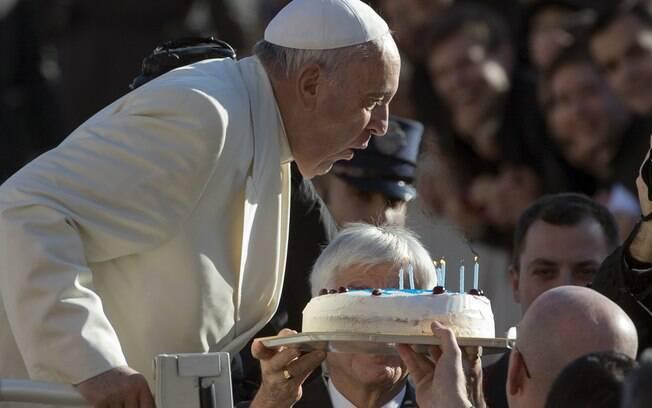 Papa Francisco, aos 78 anos, celebra dois anos como líder máximo da Igreja Católica