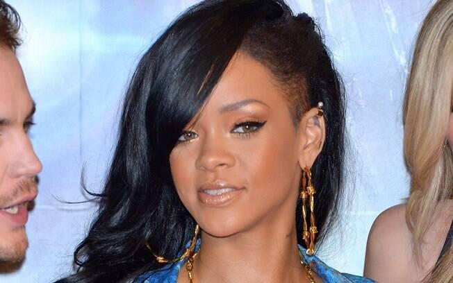 Rihanna já superou a agressão sofrida em 2009, e comentou que o episódio foi