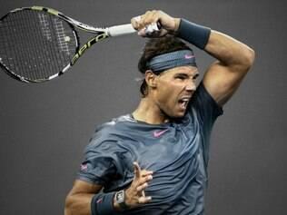 Rafael Nadal preferiu se poupar para os torneios com maiores pontuação