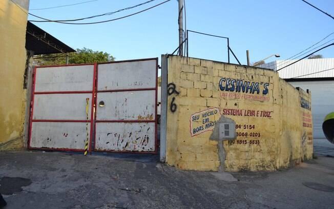 Aparador Colonial De Madeira ~ Chacina deixa tr u00eas mortos em lavarrápido na zona norte de S u00e3o Paulo S u00e3o Paulo iG