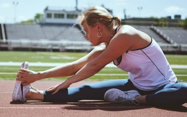 Influenciadora norte-americana gosta de compartilhar sua rotina de treinos, mas é criticada por não ter corpo perfeito