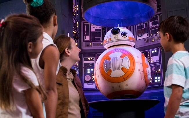 Durante esse evento especial da Disney Cruise Line, os viajantes podem curtir as atrações inspiradas na saga