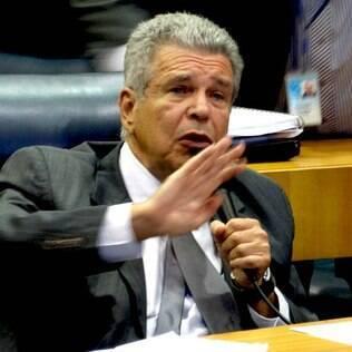 Presidente da Sabesp, Jerson Kelman, durante audiência na Câmara Municipal de São Paulo