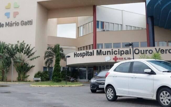 Hospital Ouro Verde passa a ser exclusivo para casos de covid-19