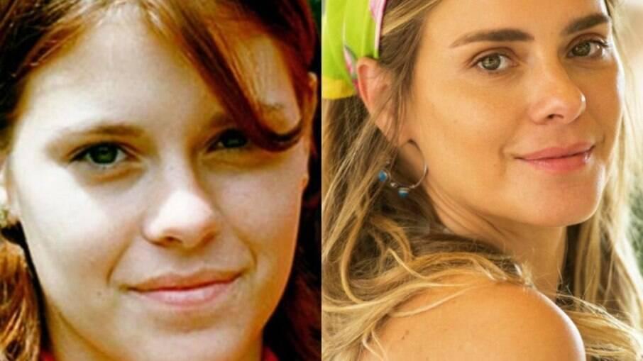 Carolina Dieckmann relembra sua trajetória como atriz na televisão brasileira
