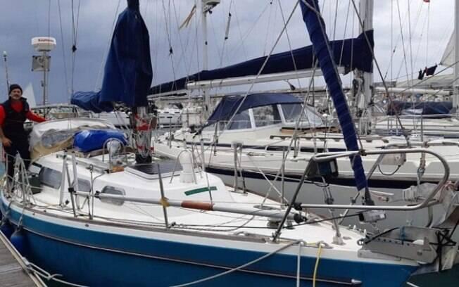 Ballestero contava com o carregamento de combustível em Cabo Verde, mas autoridades locais não lhe permitiram desembarcar